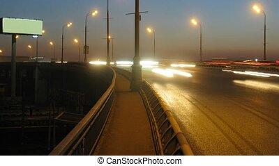 去, 汽車, 高速公路, 迅速