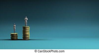 収入不平等