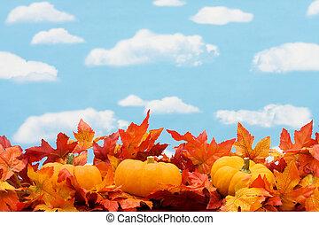 収穫, 秋