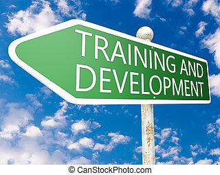 发展, 训练