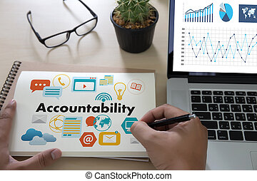 口座, accountability, 計算しなさい, お金, 世界的である, 節約, 金融, 数