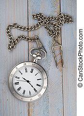 口袋, 葡萄收获期, 手表连锁, 桌子