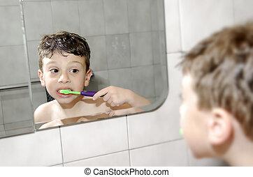 口頭的衛生學