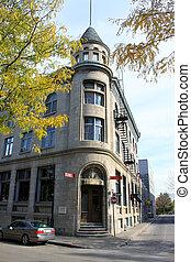 古い建築, モントリオール