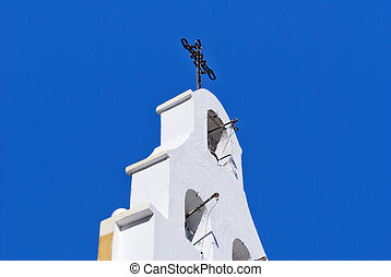 古い教会, タワー