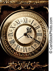 古い骨董品, 時計