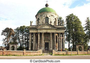古い, カトリック教, 教会