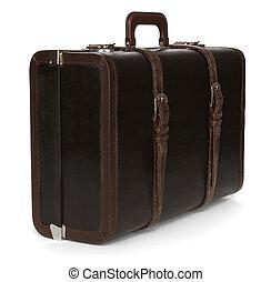 古い, スーツケース