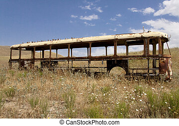 古い, バス