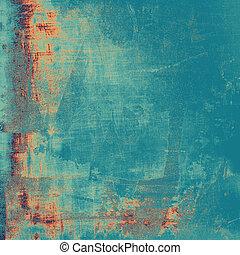 古い, 手ざわり, ∥で∥, デリケートである, 抽象的, パターン, ∥ように∥, グランジ, バックグラウンド。,...