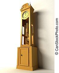 古い, 時計