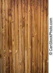 古い, 木製である, グランジ, 背景