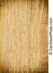 古い, 木製である, 台所, 机, 板, 背景, 手ざわり