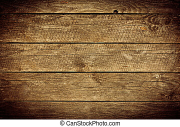 古い, 木製の板, 背景