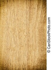 古い, 木製の肉質, 板, 背景, 机, 台所