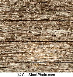 古い, 木製の肉質