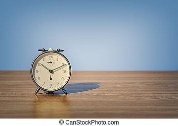 古い, 目覚し 時計