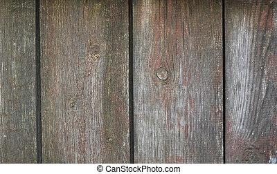 古い, 背景, 木製の肉質