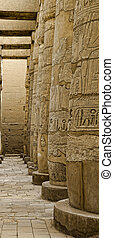 古代台なし, karnak