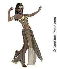 古代, 女王, エジプト人