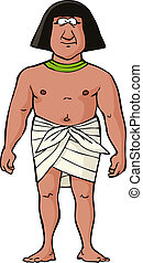 古代, 奴隷, エジプト人