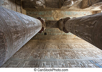 古代, 寺院, コラム, エジプト人