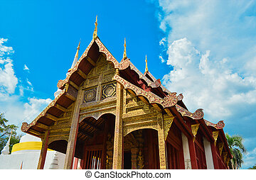 古代, 寺院