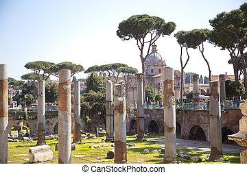 古代, 建築, ローマ