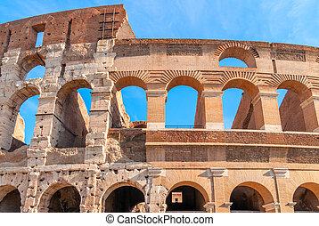古代, 1(人・つ), colosseum, 魅力, 本, europe., 観光客, ローマ人