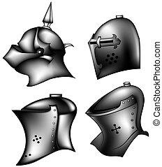 古代, helms, セット