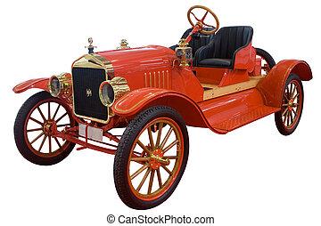 古典的な 車