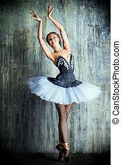 古典的芭蕾舞