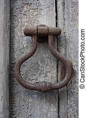 古老, 門門環