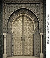 古老, 門, 摩洛哥