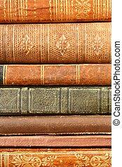 古董, 书