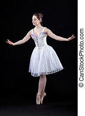 可愛, 跳舞, 芭蕾舞女演員
