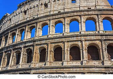 台なし, ローマ, colosseum