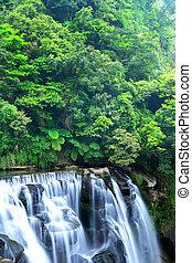 台湾, 滝