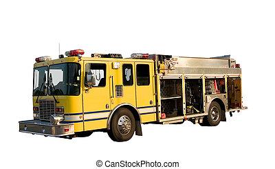 司泵員, 卡車, 被隔离