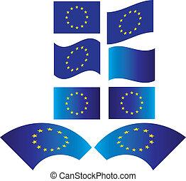 合併フラグ, europen