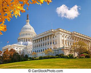 合衆国州議事堂, ∥において∥, よく晴れた日
