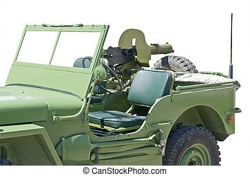 吉普车, 我们军队