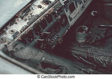 吉普车, 细节, 军队, 古代