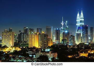 吉隆坡, malaysia.