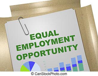 同輩, 概念, 雇用, 機会