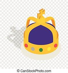 君主, 等大, 英語, 王冠, アイコン