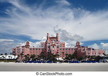 君, ce, sar, 旅館, 彼得堡街, 佛羅里達