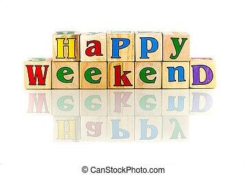 周末, 愉快