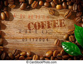 咖啡豆, 框架