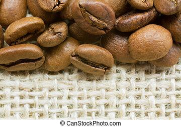 咖啡豆, 由于, 模仿空間